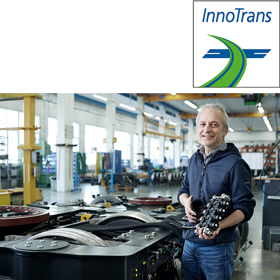 InnoTrans, September 18 - 21 2018, <br>Berlin, Germany