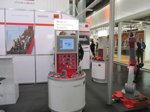 Overwhelming response at the SPS/IPC/DRIVES