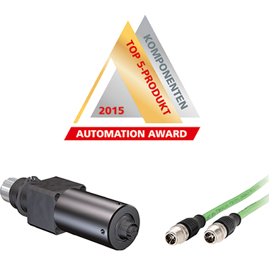 GigaDock1 Connector Nominated for the Automation Award
