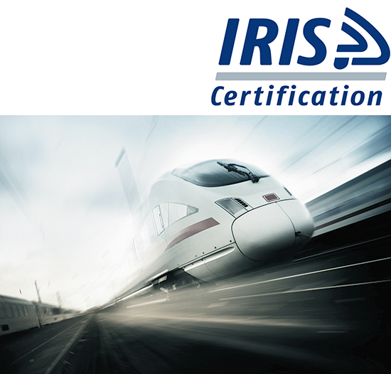 Stäubli Electrical Connectors is ISO/TS 22163 (IRIS) certified