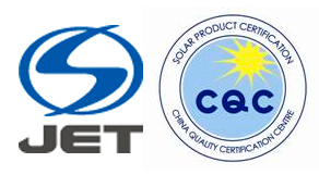 PV: Successful JET and CQC Production Site Audits