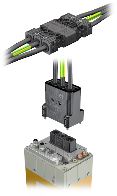 RobiFix-MINI – the New Roboticline Primary Circuit Connector
