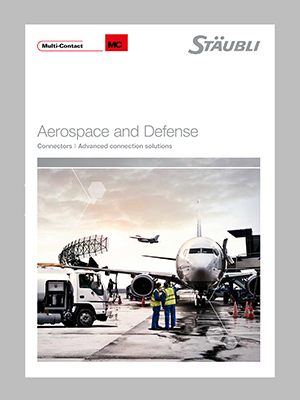 New brochure for Aerospace & Defense available