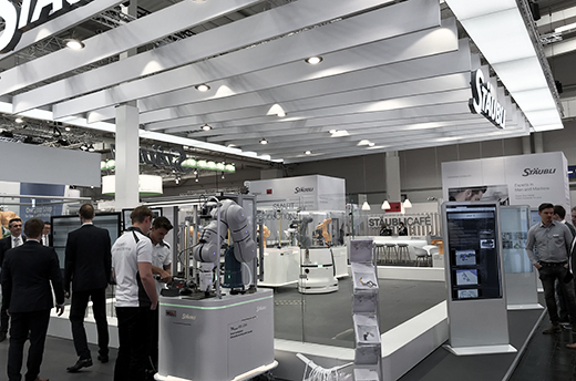 "<a href=""https://www.staubli.com/en-ch/news/detail/fluid-and-electrical-connectors/hannover-messe-2019-was-a-success/"" target=""_blank"">Hannover Messe 2019 was a success</a>"