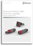 Round connectors 16BL Flyer