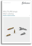 MULTILAM plugs Catalogue