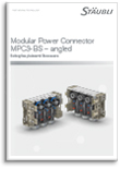Modular Power Connector MPC3-BS – angled Flyer