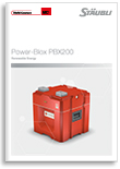 Power-Blox PBX200 Flyer
