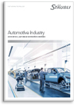 Automotive industry Flyer