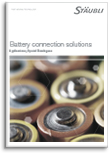 Battery connection solutions Flyer