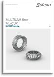 MULTILAM flexo ML-CUX Flyer